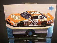 Rare Tony Stewart #20 Home Depot Upper Deck 1999 Card #58