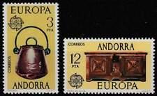 Andorra Spaans postfris 1976 MNH 101-102 - Europa / Cept