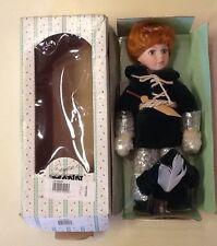Peter Pan Porcelain Storybook Doll Seymour Mann Tiny Tots