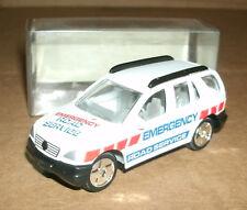 1/64 Scale 1998 Mercedes-Benz M-Class Emergency Roadside Service Rescue ML W163