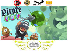 Pirate Pop Plus  PC & Mac Digital STEAM KEY - Region Free