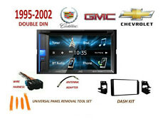 1995-2002 CHEVY GM FULL SIZE TRUCK SUV DVD  BLUETOOTH CD STEREO KIT