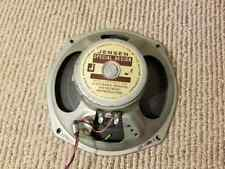 Vintage Jensen Speaker C8R 69964 Special Design 8-inch Woofer