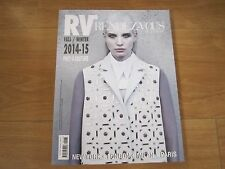 RVrendez-vous DE LA MODE Magazine PRET-A-PORTER FALL / WINTER 2014-15 New.