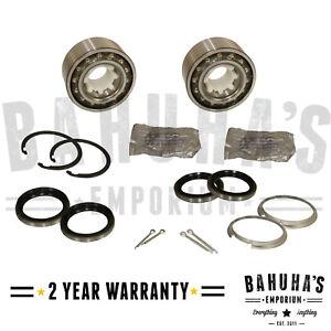 X2 Front Wheel Bearing Kit Fit For Lexus ES 250 1989-1997 90369-36043