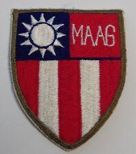 Original Maag Formosa Taiwan Patch Japan Made