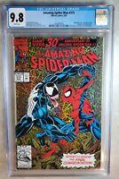 Amazing Spider-Man #375 Holo-grafx Venom Marvel 1993 CGC 9.8 WP Comic M0079