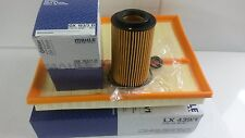Mercedes ML320 ML430 huile filtre à air origine mahle filter service kit 1999-2004