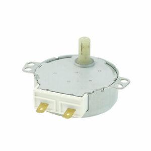 CW/CCW 4W 5 RPM Horno Microondas Plato giratorio Motor Sincrónico CA 220V/240V