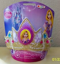 Girls Disney Rapunzel Tangled Tiara Costume Dress Accessory Dg19859 New