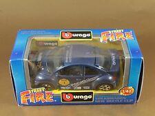 [PL3-5] BBURAGO BURAGO 1/43 STREET FIRE #41870 VOLKSWAGEN NEW BEETLE CUP n.1 NIB