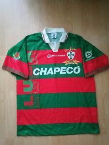 Associação Portuguesa de Desportos Football Jersey L Camisa Dellerba 90s Lusa