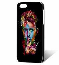 David Bowie Phone Case, Fits iPhone, All Model's Available - Colour Splash