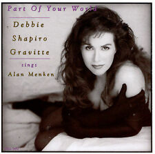 Debbie Shapiro Gravitte-Part Of Your World-Varese 5452-CD DISCOUNTED SHIPPING