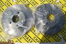 Ford Focus MKII 05-12, C-Max 03-11, (278mm Discs)  Front Brake Discs