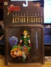 "Vintage - Collectible - Action Figures ""Link"" - Legend of Zelda Ocarina of Time"