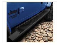 2018 New Body JL 4 Door Jeep Wrangler OEM Side Steps 82215164