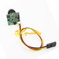 HD 700TVL PCB Board Camera 3.6mm Mini CCD FPV Camera for Quadcopter RC QAV250