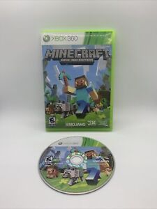 Microsoft Minecraft Xbox 360 Edition *NO MANUAL*