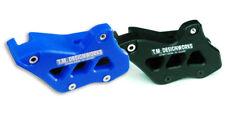 HUSABERG FX FE 2 & 4 STRKE 2009-14 REAR CHAIN GUIDE RCG-KT3 BLUE TM DESIGNWORKS