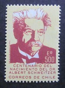 Medizin Albert Schweitzer Chile 1979
