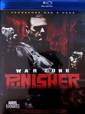 Punisher: War Zone (Blu-ray Disc, 2009)