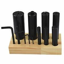 Expanding Arbors Set Mandrels 8pcs High Precision 14 To 1 14 Lathe Milling
