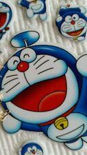 3 Sheets Puffy Stickers Japan Anime Cartoon Japanese Doraemon - Lot #04