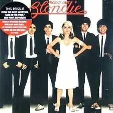 Blondie Parallel Lines 2001 Remastered CD Inc 4 Bonus Tracks /
