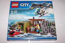LEGO City Police 60131, CROOKS ISLAND  New sealed. Express post option. *