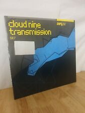 Cloud Nine Transmission 12 Inch Vinyl Record  Trance