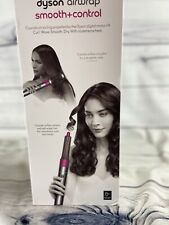 Dyson Airwrap Smooth + Control Hairstyling System New In Box
