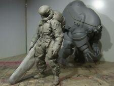 Ma.k 1/20 Dragon Arms Resin Model Resin Figures Garage kit Unpainted Hobbies