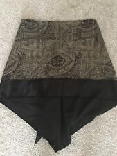 Stunning Lulu And Red Boutique Bustle Skirt Size 14