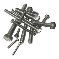 Set-Screws Hex-Head Stainless Steel A4-Marine Grade (316) M3 to M12: Freepost