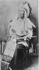 Old Photo. Native American Indian - Chief Dull Knife