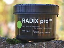 Radix proᵀᴹ 350g biologischer veganer Bodenverbesserer Ertragssteigerer