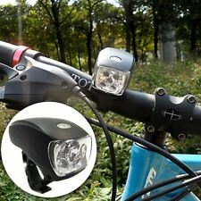 Waterproof Super Bright 5 LED Front Head Light Lamp For Cycling Bike Bicycle