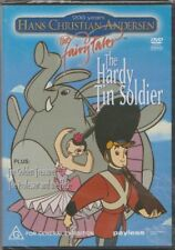 D.V.D MOVIES.DB106 THE HARDY TIN SOLDIER /THE GOLDEN TREASURE,THE PROFESSOR FLEA