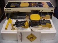 ERTL 1/16 JOHN DEERE MODEL 544J WHEEL LOADER  PRECISION CONSTRUCTION SERIES #2