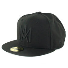 "New Era 5950 Mexicali Aguilas ""Blackout"" Fitted Hat LMP Mexico Baseball Cap"
