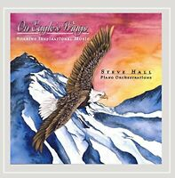 Hall, Steve - On Eagles Wings - Hall, Steve CD XUVG The Cheap Fast Free Post The
