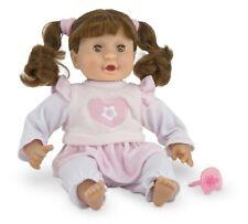 Melissa & Doug Mine to Love 12-Inch Brianna Soft Body Baby Doll 14883