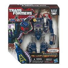 Soundwave Transformers Generations Action Figures