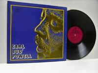 EARL BUD POWELL self titled LP EX/VG, SX 1647, vinyl, album, Jazz, bop, 1978,