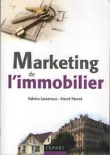 Marketing de l'Immobilier - Fabrice Larceneux & Hervé Parent