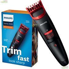Philips Series 1000 Mens Beard Trimmer 0.5-10mm Shaver Cordless - Black BT405/13