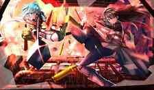 201 Sword Art Online 2 PLAYMAT CUSTOM PLAY MAT ANIME PLAYMAT FREE SHIPPING