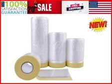 MyLifeUnit Tape and Drape, Assorted Masking Paper for Automotive Painting