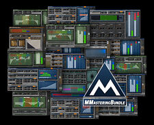Melda Productions MMasteringBundle Mac PC Effect Bundle Software